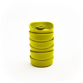 Wildo Fold-A-Cup Set Unicolor 6-Pieces, lime
